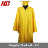 Vente en gros Matte Gold High School Graduation Cap Gown Tassel