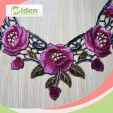 Neck Lace Design Net Embroidered 3D Colar Lace