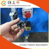 03Dénudage de câble multiconducteur d'alimentation électrique de la machine