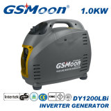 Potência de 4 Tempos 1.0kVA gasolina silenciosa pequeno gerador do inversor