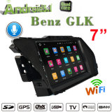 Estéreo antiofuscante do carro de Carplay para o jogador OBD do GPS do Android 7.1 de Bnez Glk, interno da SOLHA 3G