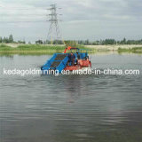 Water-Hyacinth Cleaning Ship & Harvester Boat & Weed Harvester Ship