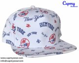 3D вышивкой логотипа Snapback Hats основную часть при печати с одним хостом