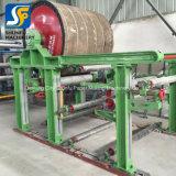 Full-Automatic Toilettenpapier-Rollenverpackungsmaschine Kein-Stoppen Gewebe-Rollenproduktionszweig