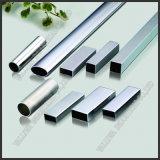 Tubazione rettangolare dell'acciaio inossidabile