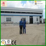 Almacén/oficina/taller comerciales del edificio de la estructura de acero
