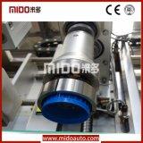 El PLC controla el seguimiento de la máquina que capsula para las botellas 1-20L con la lubricación automática