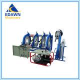 Saldatrice di plastica della macchina di fusione di estremità della strumentazione del tubo dell'HDPE Shr-450