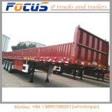 Hersteller-Bulkladung-Transport-Seitenwand/seitlicher Vorstand-halb Schlussteil für Verkauf