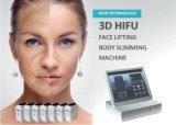 Approbation Certificat d'échographie 3D Portable Hifu corps Face Lift Beauty Machine minceur