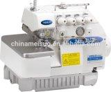 WD-500-01DA-UT Direct Drive y Auto-trimmer de alta velocidad plana cama de enclavamiento