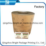 Rollo de papel de embalaje bolsita ecológica