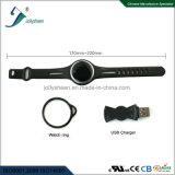 De hete de muilt-Functie van de Verkoop Slimme Manchet van de Armband van de Sport van Roundel Volgzaam voor Ce, RoHS, FCC