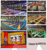 SchoolおよびAmusement Parkのための木House Series Kids Indoor Playground Equipment
