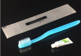 Five Star Hotel 2in 1 Dentail Kit: Brosse à dents + Dentifrice