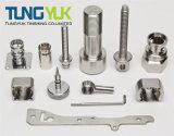 Pezzi meccanici di giro personalizzati di CNC usati sulla strumentazione del macchinario