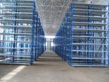 Luz de fábrica directa dever Long Span Estantes Racks de depósito de acordo com seus requisitos específicos