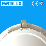 고품질 천장을%s 호리호리한 라운드 24W LED 위원회 빛