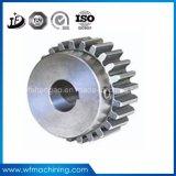 Части CNC латуни OEM подвергая механической обработке для промышленного машинного оборудования