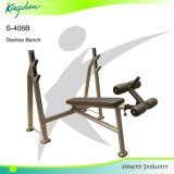 Forma fisica Equipment Bench/Sit su Bench/Weight Bench/Gym Equipment/Decline Bench