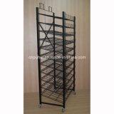 11 couches étagères en acier inoxydable pour portes en métal (PHY3019)