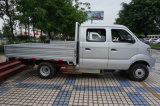 Sinotruk 4X2 2のトンLPG CNGのガソリン機関の小型トラック