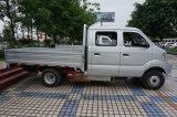 Sinotruk Cdw 4X2 2 Benzin-Motor-Mini-LKW Tonne LPG-CNG