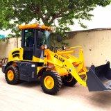Pequeño tractor con cargadora frontal con CE