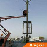 AC220V DC24V 8m 90W LEDの街灯(DXLS-089)