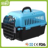 Plastikflug-Fall-Haustier-Hundekatze-Träger (HN-pH446)