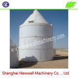 silo de colle boulonné par 500t