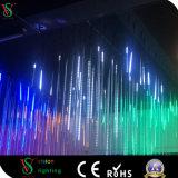 Het Decoratieve Licht van de Boom van de Douche van de dalende Lichte LEIDENE van de Regen Meteoor van Kerstmis