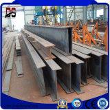 鉄骨構造の倉庫のための電流を通された熱間圧延Hのビーム