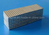 Magneet van het Neodymium van de vervaardiging de Uitstekende kwaliteit Gesinterde voor Motor