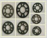 Baugerüst-Stahlrosette-Platte für Ringlock/richtungsunabhängiges System