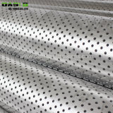 API Manufacture Standard Perforated Steel Pipe for Drainage clouded