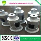 L'abitudine precisamente di alluminio il coperchio di ventilatore del motore elettrico della pressofusione