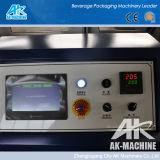 Fabricante Semi automático da máquina de embalagem da película do PE em China