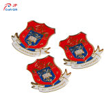 Customized High Quality OEM/ODM Creative Shield Shape Badge