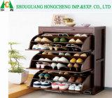 أثاث لازم بينيّة خشبيّة حذاء خزانة