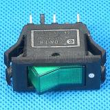 12V светодиодный индикатор питания кулисного переключателя и 220V кулисный переключатель с подсветкой