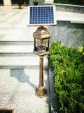 태양 모기 살인자 램프; 경비 절약, 환경 보호
