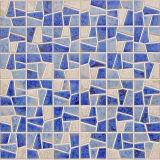 Demax Jingdezhen Porzellan-Mosaik-Fliese für Hauptdekor