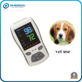 2.8 Zoll-bewegliches Handimpuls-Veterinäroximeter für Tierarzt