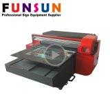 Funsunjet una impresora de tarjetas de plástico UV1