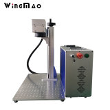 станок для лазерной гравировки волокна волокна лазерного источника 30W Engraver машины для металлических дешевые маркировки оборудования на заводе продажи с возможностью горячей замены
