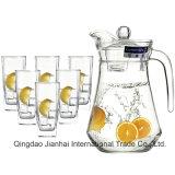Tazza di vetro Heatproof 300ml per acqua fredda e la bevanda
