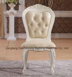 Sofà europeo della presidenza delle feci della mobilia di stile del salone di legno domestico del giardino