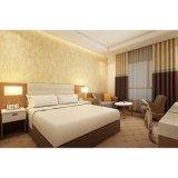 積層物が付いているアメリカのホテルの家具MDFの寝室セット