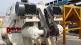 Misturador concreto do eixo gêmeo com capacidade de saída: 750L-6000L